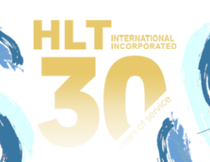 HLT International - 30 years of service